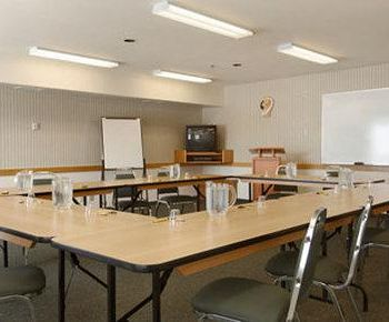 meeting room in the pas